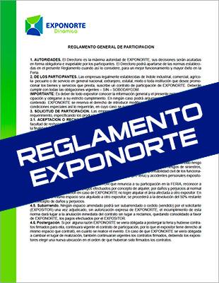 reglamentoexponorte
